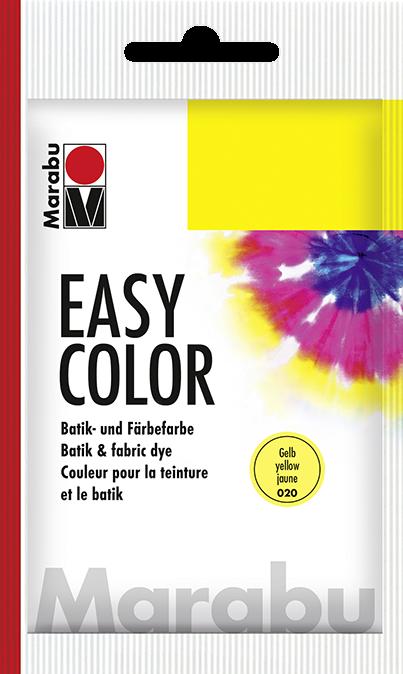 Boja za ručno farbanje tekstila MARABU Easy Color 25g
